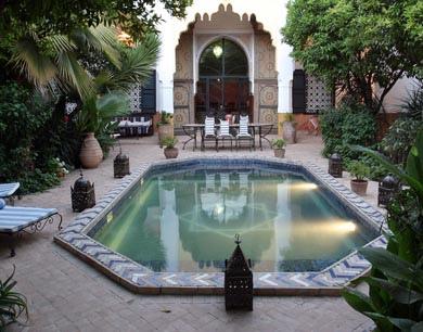 cheap riad hotel in marrakech