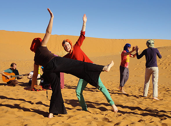 morocco yoga retreat