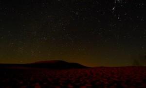 star-gazing retreat