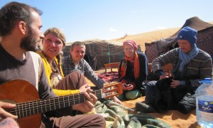 music on the retreat