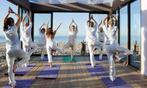 cheap yoga retreat