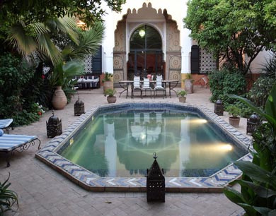 cheap riad hotel in marrakech