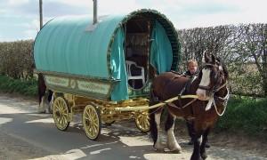 traveller caravan