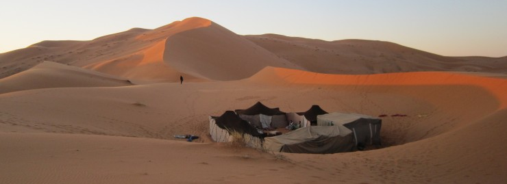 The Road Junky Sahara Retreat